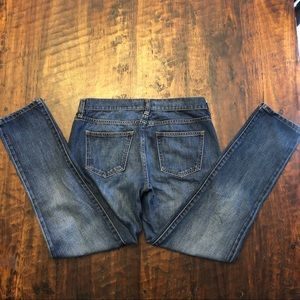 Joe Fresh ladies jeans slouchy boyfriend size 25